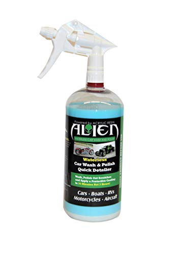 Alien Waterless Carwash & Polish