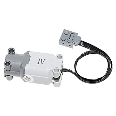 reakfaston L Motor Large Motor Technology Series Insert Block Motor Compatible with for Lego Spare Parts 88003: Home & Kitchen