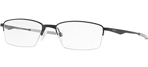 01 Eyeglasses Black Frame - 5