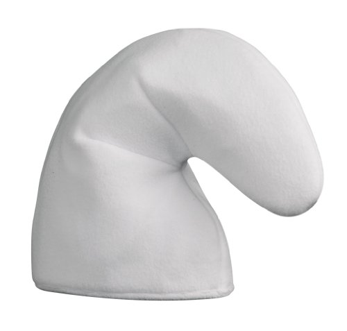 [The Smurfs Movie Costume Accessory, Child's White Hat] (Smurf Costume 2 Year Old)