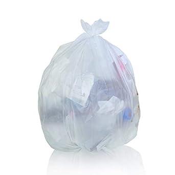 bolsas de basura de 242 litros para Toter (transparente, 50 ...
