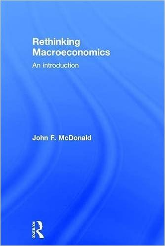 Rethinking Macroeconomics: An introduction