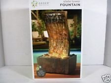 Sarah Peyton Home - Slate Tower Fountain - Curvy by MerchSource LLC by Merchsource