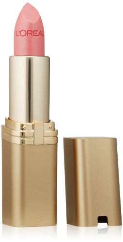 L'Oréal Paris Colour Riche Lipstick, Ballerina Shoes, 0.13 oz.