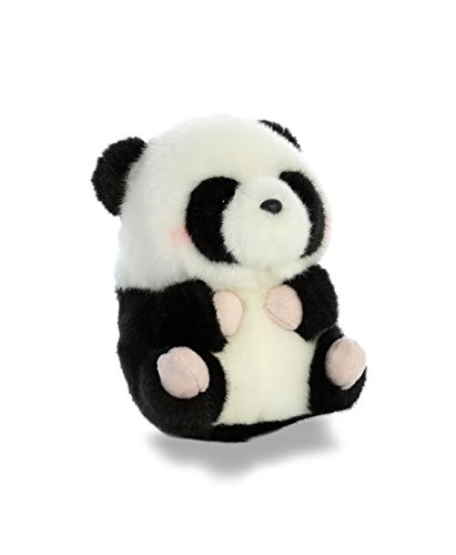 Aurora World Rolly Pet Precious Panda