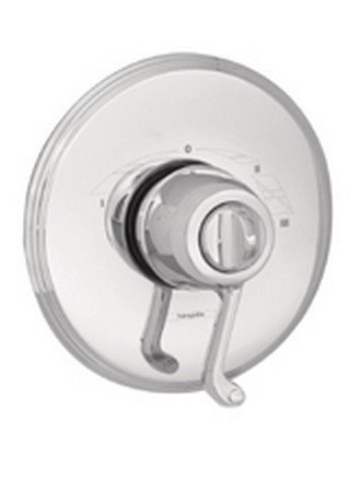 hansgrohe shower valve. Hansgrohe Thermo Balance III Shower Valve Trim - 06068830 S