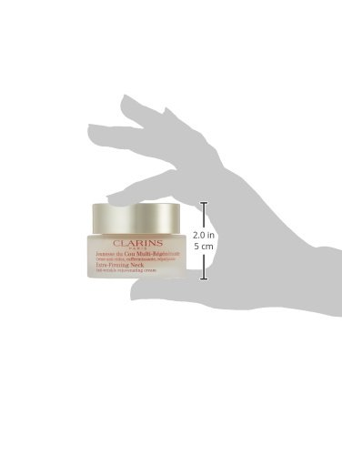 Clarins Extra-Firming Neck Anti-Wrinkle Rejuvenating Cream, 1.6 Ounce by Clarins (Image #6)