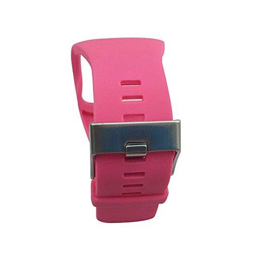 UPC 713524804985, Moretek Strap Bracelet Band for Smasung Galaxy Gear S Smart Watch Replacement Wristband (Pink)