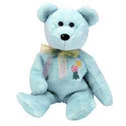 abc012bdfe7 Image Unavailable. Image not available for. Color  TY Beanie Baby - ARIEL  the Bear