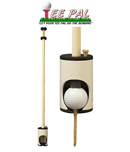 Tee Pal Ball and Tee Placement Device( COLOR: N/A, MODEL:N/A, SIZE:N/A )