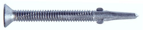 The Hillman GroupThe Hillman Group 35240 Flat Head Phillips Self-Drilling Screw w/Wings 12 x 2-1/2 20-Pack by The Hillman Group
