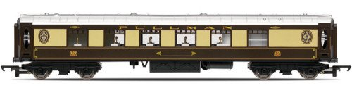 Hornby R4312 00 Gauge Pullman Parlour Car Railroad Rolling Stock