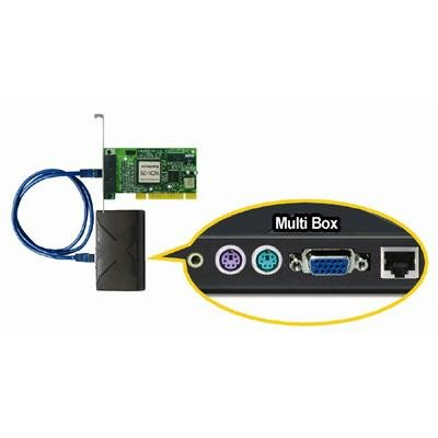 (NComputing X300 Ultra Thin Client 3 User Expansion Kit)