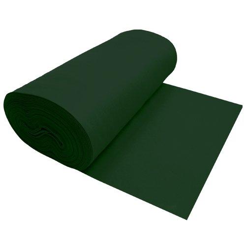 Emerald Green Acrylic Felt - Nu-Source Inc. Premium Wool Blend Felt Dark Green 1212-72