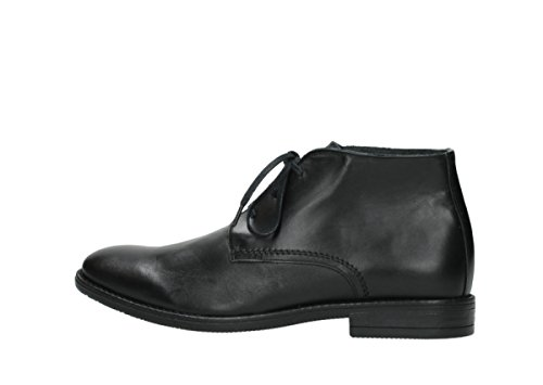 Donna Schwarz Wolky Leder 31000 Sneaker w7ffpq4W