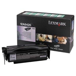- Lexmark Black Toner Cartridge. T430 RETURN PROGRAM PRINT TONER CART 6K PG YIELD L-SUPL. Laser - 6000 Page - Black