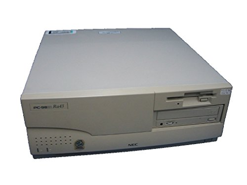 NEC PC-9821Ra43YZ Windows98