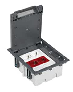 Simon 52006310-030 - Kit Suelo Técnico 3 Mód.Sai Para 4 Rj 3M