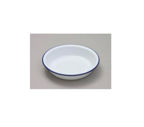 (23cm ) - Falcon Enamel 22cm Round Pie Dish by Falcon