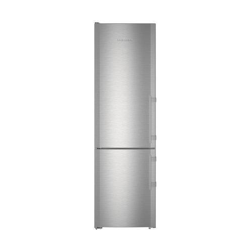 Liebherr CS1361 13.0 Cu. Ft. Stainless Steel Counter Depth Bottom Freezer Refrigerator - Energy Star - Left Hinge