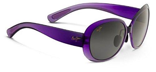 Maui Jim Women's Nahiku Purple Fade/Neutral Grey - Grey Fade Glasses