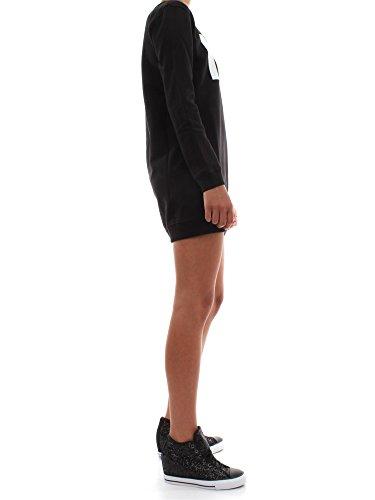 CONVERSE 6FD527B LONG FL SWEAT LADY SUDADERA Mujer Black