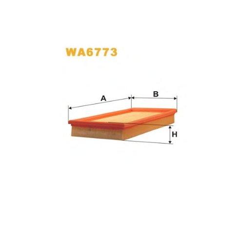 Wix Filter WA6773 Air Filter: