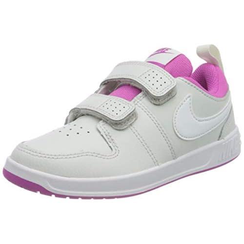 chollos oferta descuentos barato Nike Pico 5 PSV Zapatillas Unisex Niños Tinte Platino Fucsia Blanco Activo 33 5 EU