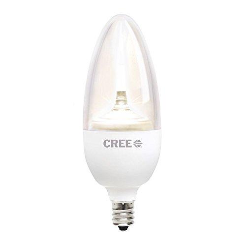 Cree BB13 03527OMC 12DE12 1C600 Equivalent Candelabra Decorative