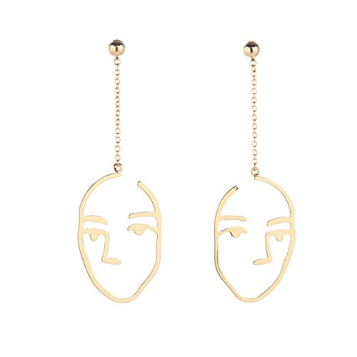 (Sell Like Hot Cakes Fashionable Retro Metal Alloy Earring Stud Earrings New Face Stud Earrings)
