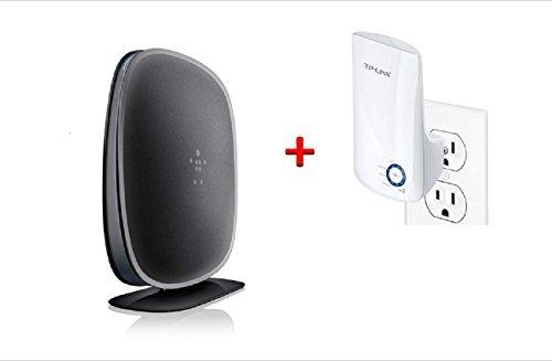 Wholesale CASE of 5 - Belkin Wireless DualBand N450 Router-D