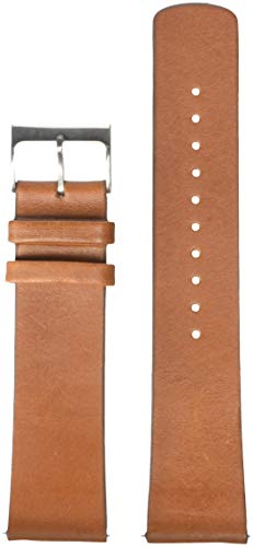 Skagen Watch Bands (Model: SKB6053) (Leather Replacement Watch Bands)