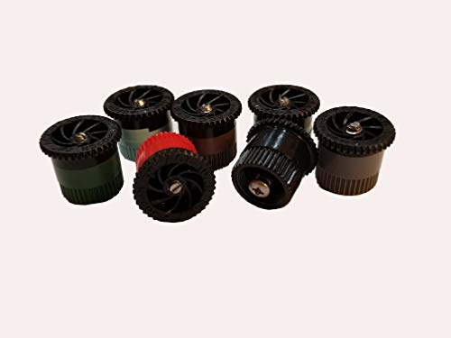 Modtek Replacement Pop UP Sprinkler Heads for RainBird Pop Up Sprinklers (10, 15AN)