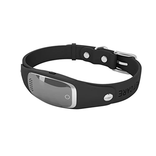 PETCARE New Fashion Design Dog GPS Tracker, Black by PETCARE