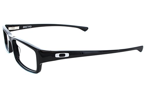 Oakley OX1066-01 Servo Eyeglasses-Polished Black-57mm