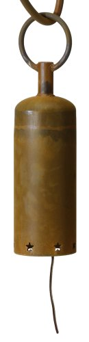 Patina Garden Bell - Patina Products B300, 4 Inch Star Bell