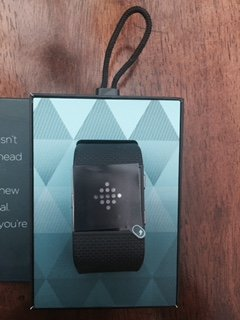 FitBit Surge Wireless Fitness Superwatch + Heart Rate Monitor (Large) - Black