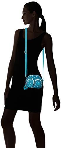 Mujer Sintético Girl K15332 Bolsa Kipling Star Negocios De cool Multicolor wAXxWIR