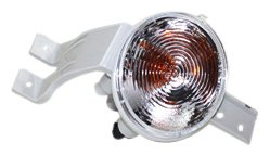 TYC 18-5940-00 Mini Front Driver Side Replacement Parking//Signal Lamp Assembly