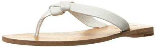 String Noeud Perry Femmes Frye Sandales Plates Blanc-78063