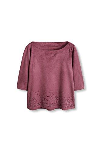620 Blusa Rojo Esprit garnet Red Para Mujer y1ppwYdqH