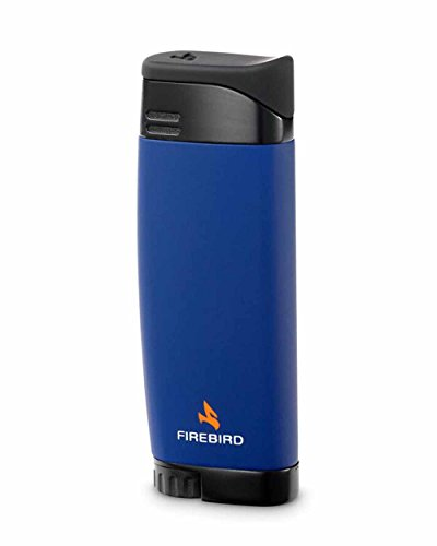 (Fusion Single Torch Cigar and Cigarette Lighter Warranty Blue)