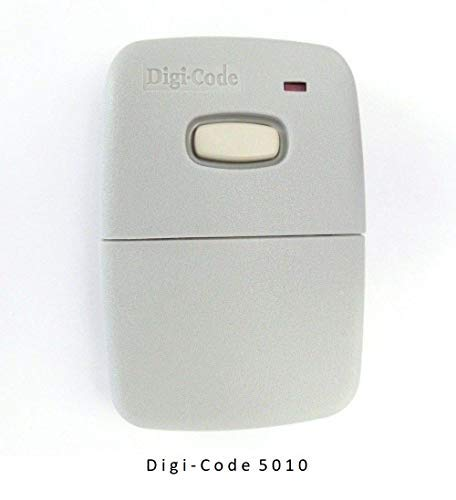 - Digi-Code 5010 Remote Control Transmitter 300MHz 10 DIP