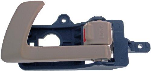 - Dorman 83468 Front / Rear Driver Side Interior Door Handle for Select Hyundai Models, Beige