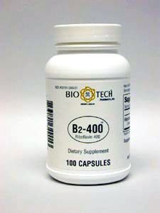biotech-pharmacal-b2-400-riboflavin-100-count