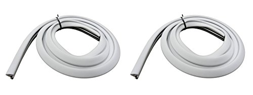 M-D Building Products 91890 Platinum Collection Replacement Door Weatherstrip, 84-Inch (2 PACK) by M-D Building Products