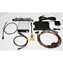"""Garmin Navigation and Backup Camera Interface for the 2011-up Dodge Charger, Journey, Chrysler 300, Fiat and Lancia Thema with 8.4"""" U-CONNECT"""