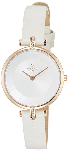 OBAKU watch two stitches V168LEVIRW Ladies