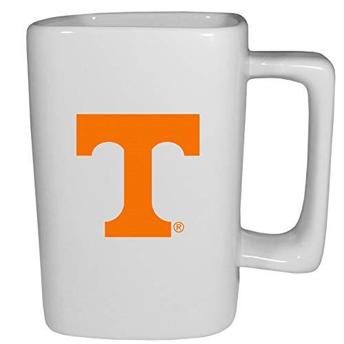 (Siskiyou NCAA Tennessee Volunteers Unisex Sportswhite Coffee Mug, 14 oz, White, One Size)
