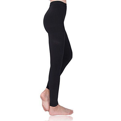 (Song Qing Women Compression Pants Stockings 30-40 mmHg Socks for Pregnancy Sports Travel Varicose Veins Pantyhose)